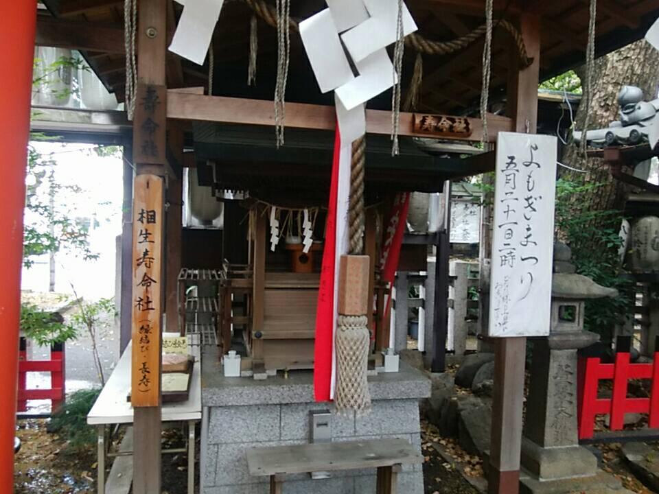 若一(にゃくいち)神社 ( Nyakuichi Shrine)